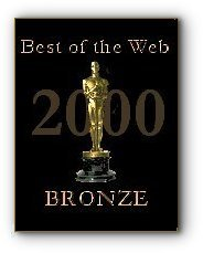 the Best of the Web award